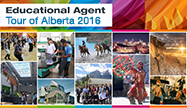Educational Agent Tour of Alberta 2015